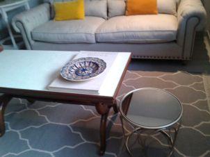 alfombra griss
