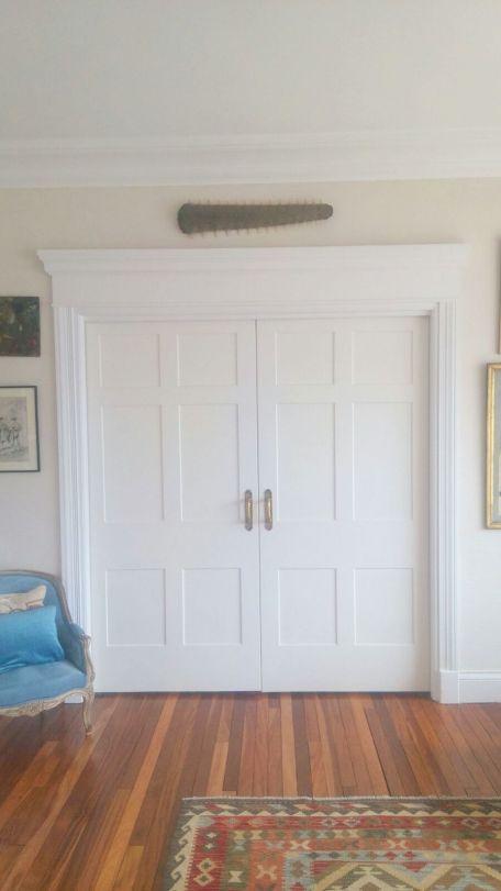 puerta saloncomedor